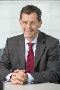 Dr. Christoph Hoppe, CEO Thales in Deutschland