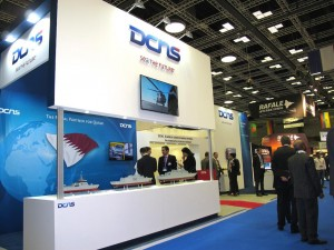 DCNS stand