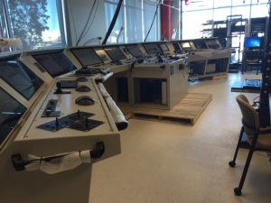 Thales - OFSV Integrated Bridge Consoles
