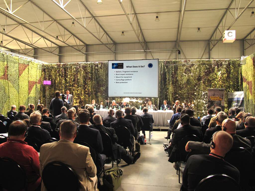 Experts met in Prague for NATO working groups as well as for a series of conferences on different topics. © P. Valpolini