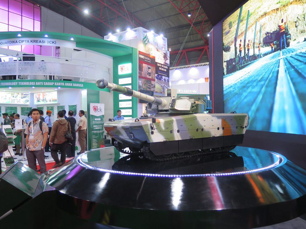 The MMWT developed by FNSS and PT Pindad.