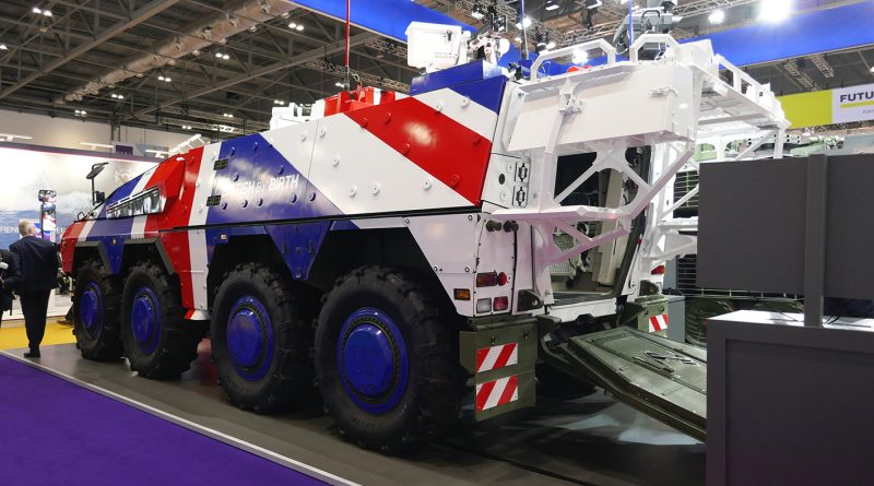 Companies line up for the UK MIV Programme