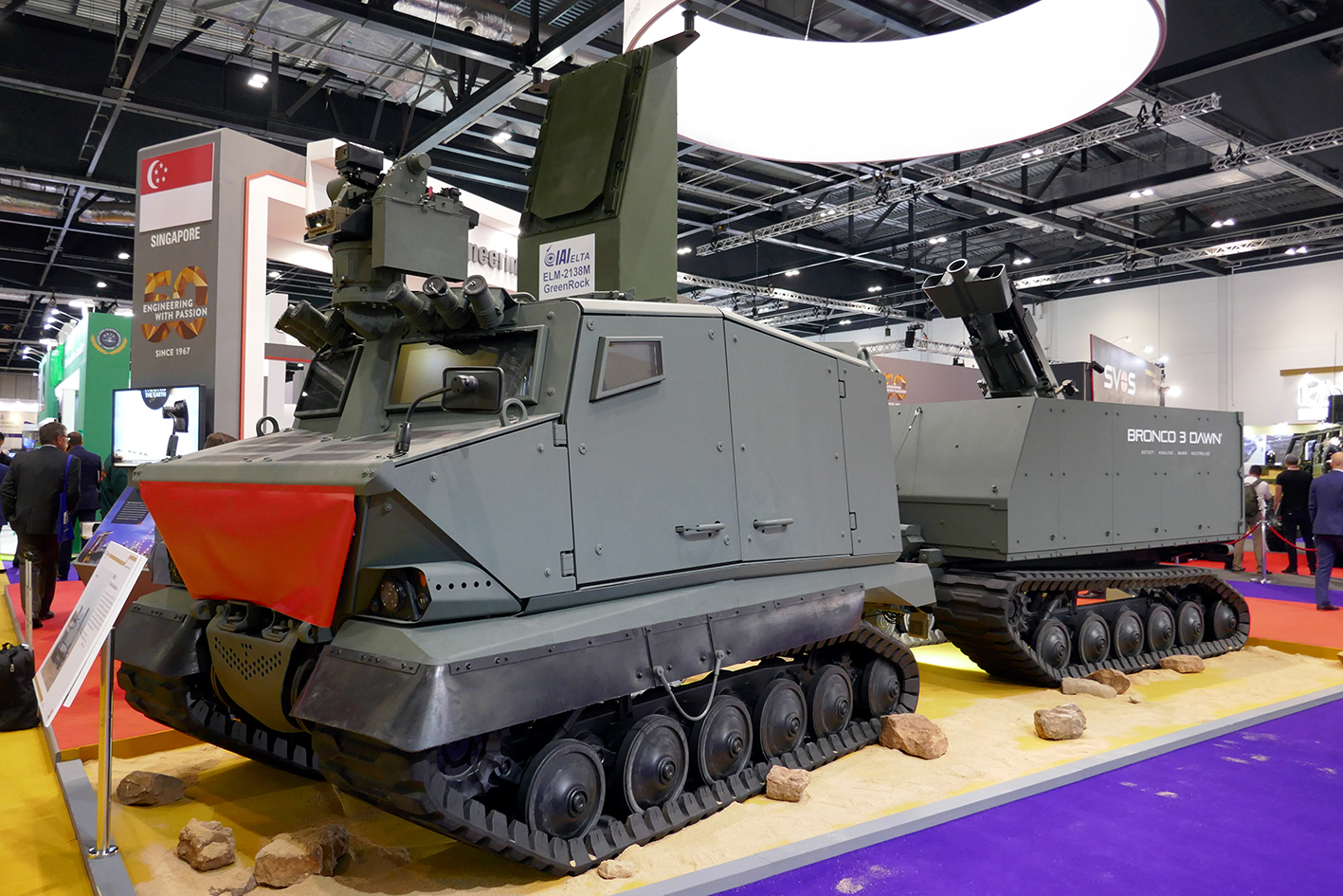 Companies Line Up For The Uk Miv Programme Edr Magazine Circuitlab Stk Dual Rail Power Supply According To Officials Singapore Should Have A Requirement Bronco 3 Company Also Looking At Numerous Bv206 Replacement Programmes