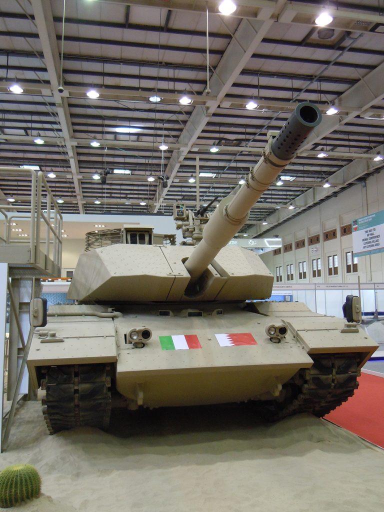 Leonardo M60 MBT upgrade