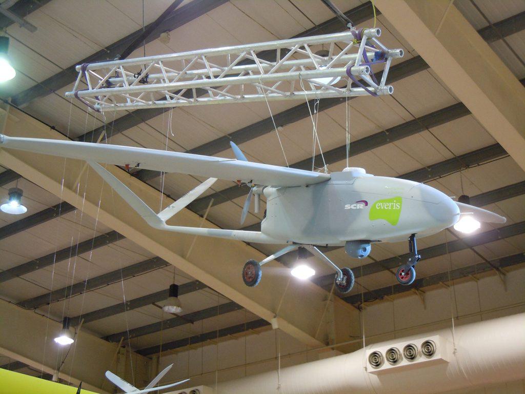 Everis Aerospace TUAV