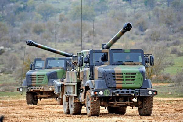 Nexter-providing-CAESAR-howitzer-systems-to-Indonesia