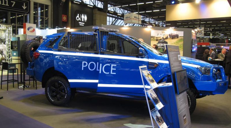 Reports from MILIPOL 2017