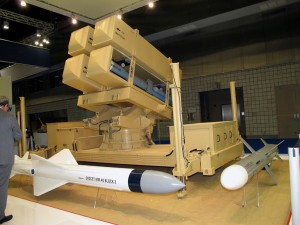 MBDA Coastal Defence System