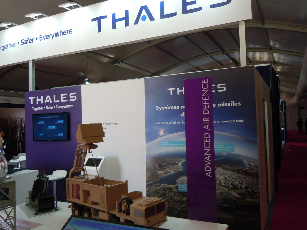 The Thales Group has a strong presence in Morocco. (David Oliver)