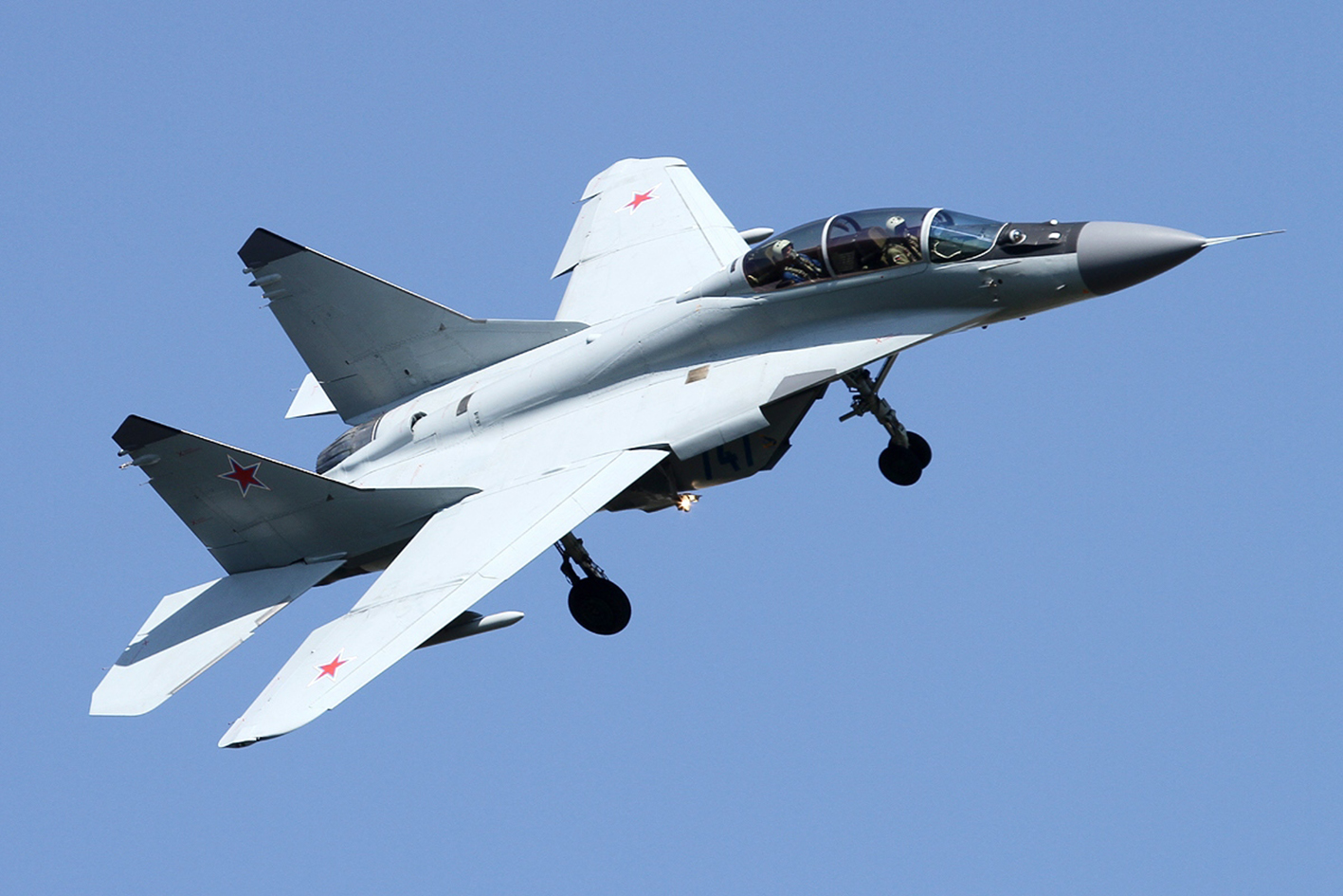 MiG-35, a replacement for MiG-29 - EDR Magazine