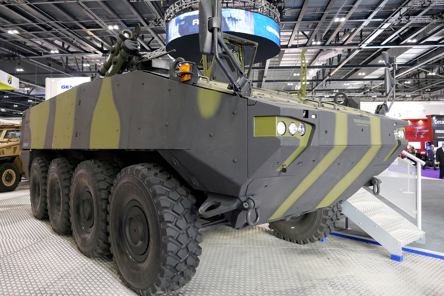 Companies line up for the UK MIV programme - EDR Magazine