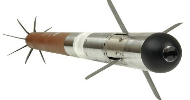 Thales Laser-guided Rocket