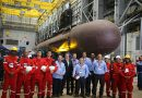 Naval Group welcomes the first Brazilian Navy Scorpène to assembly nave