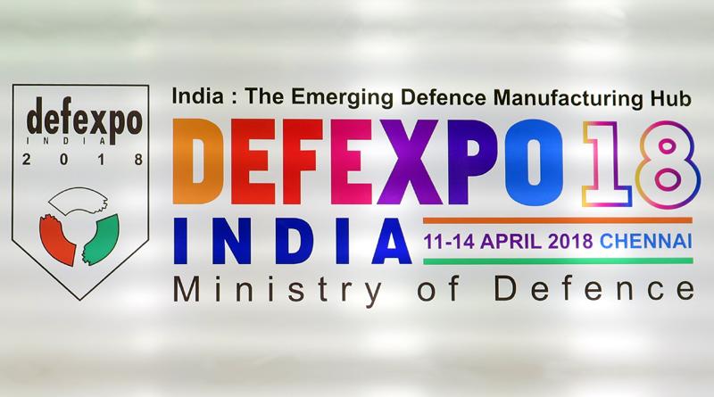 Defexpo India 2018