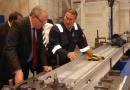 World leader in rapidly-deployable military bridges hosts UK Defence Minister