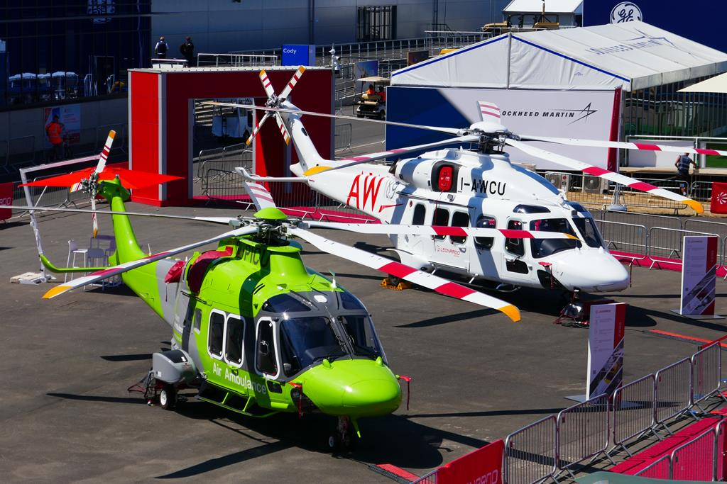 Leonardo unveils new capabilities - EDR Magazine
