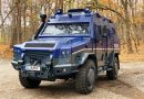 Berlin Police take delivery of Rheinmetall Survivor R special operations vehicle