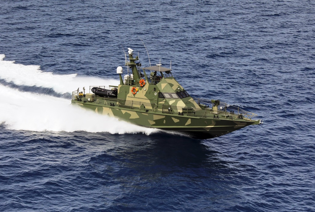 Israel shipyards competes for Saar 4 5 class replacement