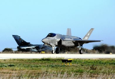 Italian F-35s reach the Initial Operational Capability
