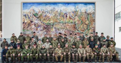 53rd IAMMS Meeting: considerations on the way ahead of mountain troops training