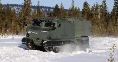 Bronco 3 at Ivalo: Singapore on Ice!