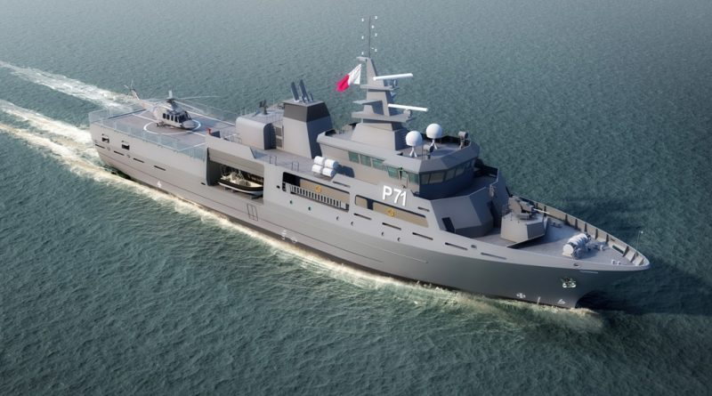 Rolls Royce Wins Contract To Supply Propulsion Package For New Patrol Vessel For Malta Edr Magazine