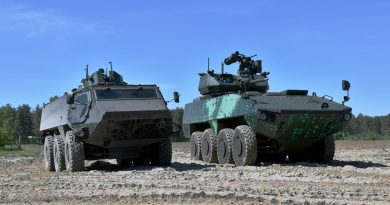Patria Vehicles Systems Land, today and tomorrow