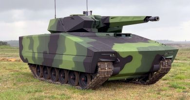 Australia Land 400 Phase 3: Lynx versus Redback