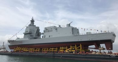 Fincantieri launches the new-generation first-of-class PPA for Italian Navy