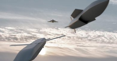 Leonardo and Italian Air Force launch the 'International