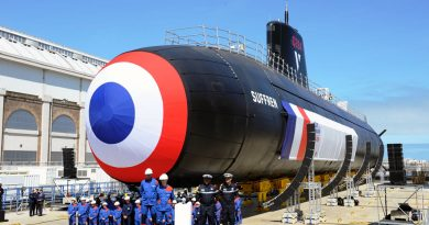 Naval Group launches the new generation first-of-class Suffren SSN