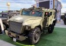 Russia unveils AMN-2 Atlet 4×4 light utility vehicle
