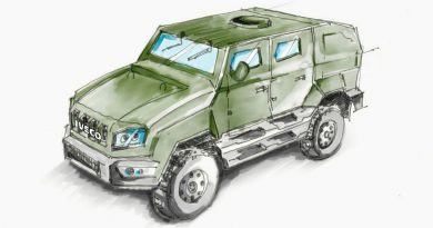 The Netherlands sign a contract for 918 12kN vehicles with Iveco Defence Vehicles