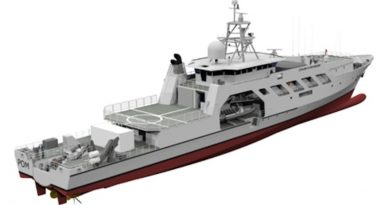 French MoD ordered six OPVs for national overseas territories