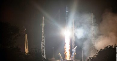 Italy's first COSMO-SkyMed second generation earth-observation satellite is in orbit