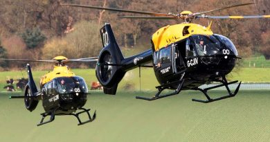 New Jupiter helicopters for UKMFTS