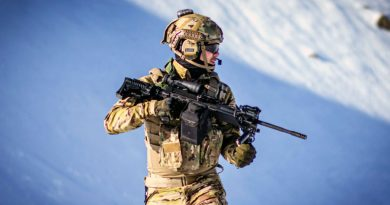 India orders IWI's Negev 7.62
