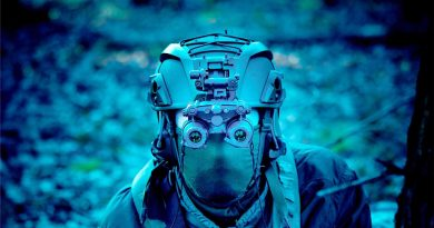 Thales unveils Nellie, the next-gen NVG