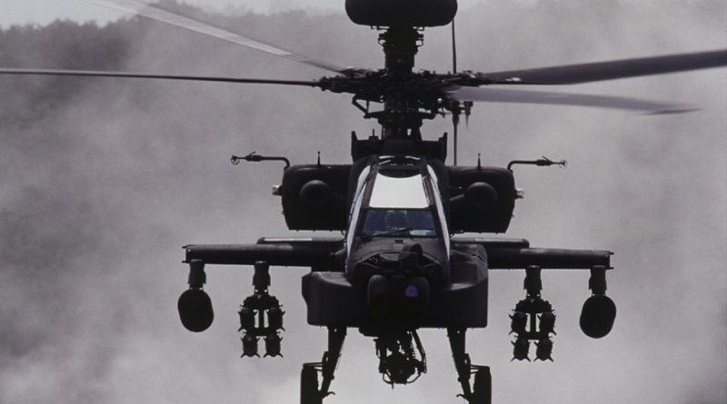 Boeing Delivers 2,500th AH-64 Apache Helicopter - EDR Magazine