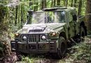 AUSA: AM General unveils NXT 360, the all-round protected HMMWV