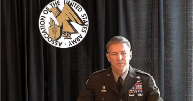 AUSA Noon Report: the word to the US Army Chief of Staff