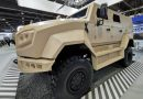 First international appearance of Iveco DV's Medium Tactical Vehicle