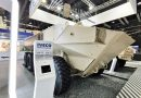 Iveco DV unveils its SuperAV Land 8×8 infantry fighting vehicle