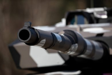 What future for tank guns? The Rheinmetall view
