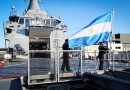Naval Group delivers A.R.A. Piedrabuena, second multimission offshore patrol vessel for Argentina