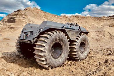 Rheinmetall unveils its Mission Master XT