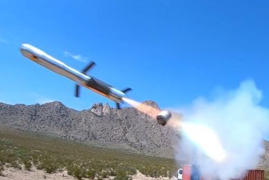 Saab and Raytheon detail their Guided Multipurpose Munition