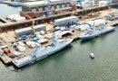 "thyssenkrupp Marine Systems: ""INS Atzmaut"" and ""INS Nitzachon"" handed over to Israeli Navy"