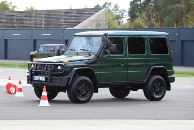 Mercedes-Benz unveils its new series 464 G-Class for Rescue and Special Operations