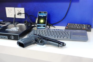 Beretta unveils its I-Protect Situational Awareness system for 92-series pistols